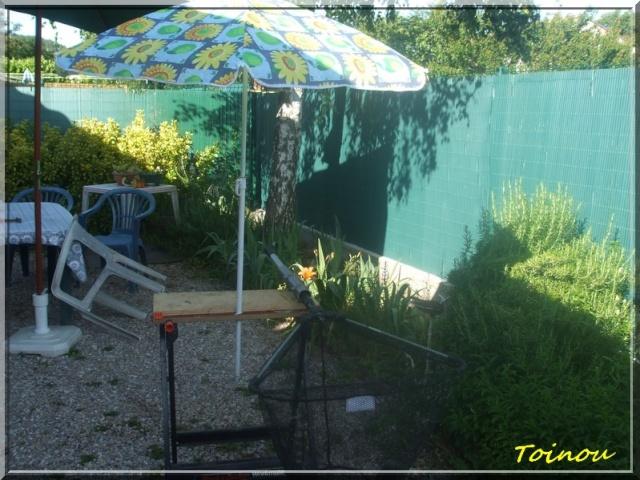 Petit établi de pêche à Toinou 00412