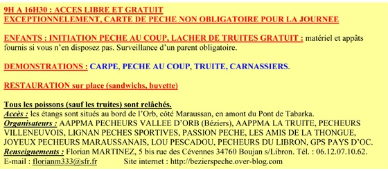 JOURNEE DECOUVERTE PECHE Maraus11
