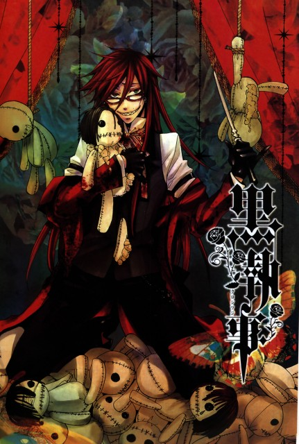 Les persos les plus sexys ! - Page 4 Grell_10