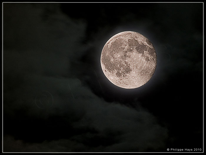 La lune à Philou 20100921