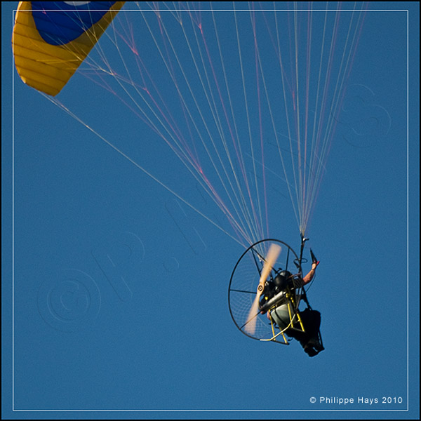 Paramoteurs. 20101025