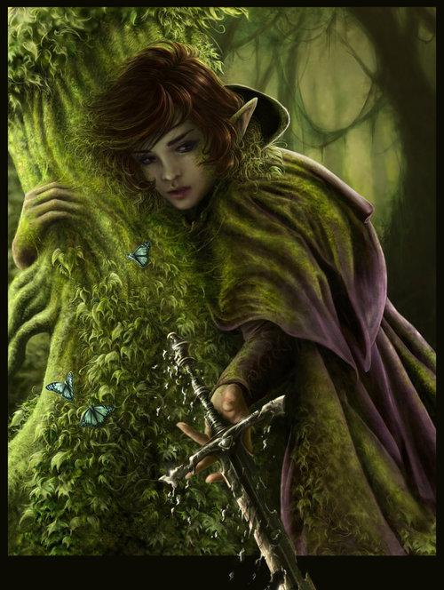el mundo de los elfos Elfo210