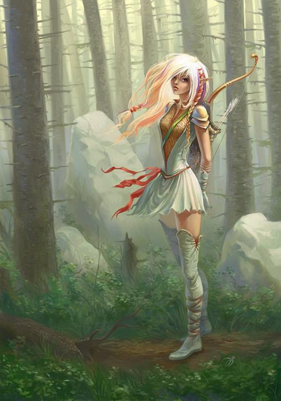el mundo de los elfos Elfos-11
