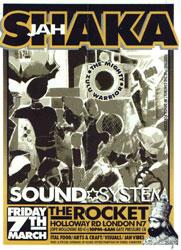Jah Shaka Sound System - 70'lerden günümüze Zulu Warrior Shaka710