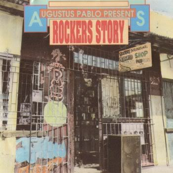 Augustus Pablo'nun label ı Rockers Rocker10