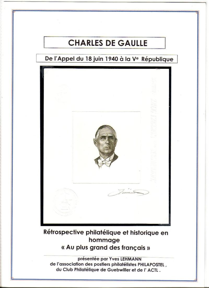Général de Gaulle Collec12