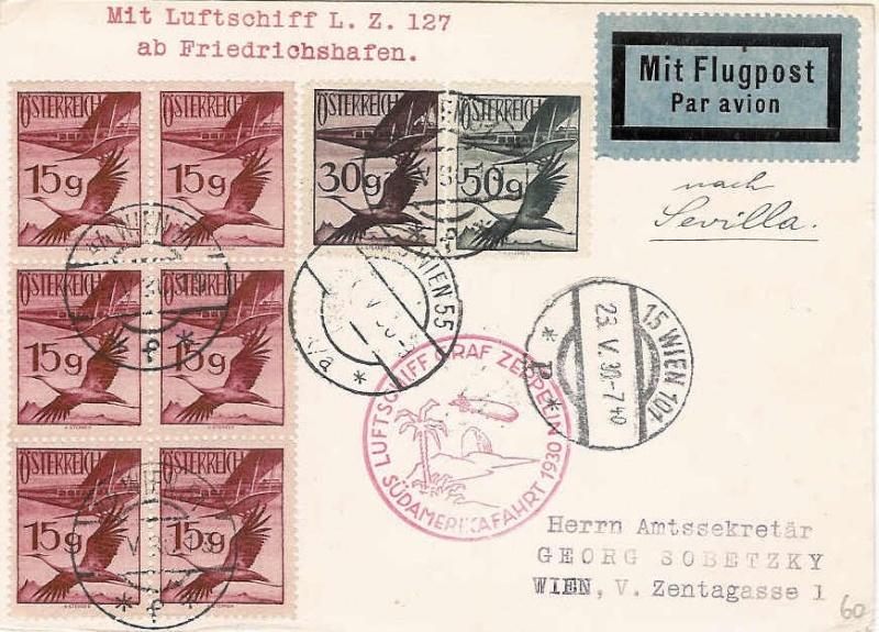 Liechtenstein - Zeppelin-Zuleitungspost 57_i_a10
