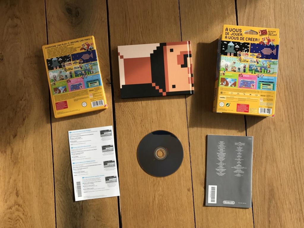 [VDS] Du NINTENDO WII U (console, jeux, accessoire ) Img_6110
