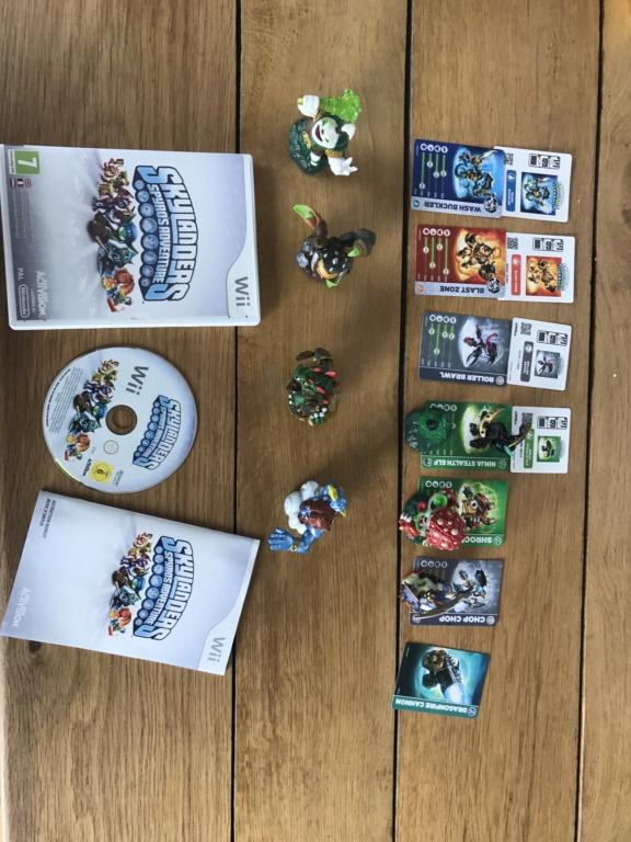 [VDS] Du NINTENDO WII U (console, jeux, accessoire ) Img_6224