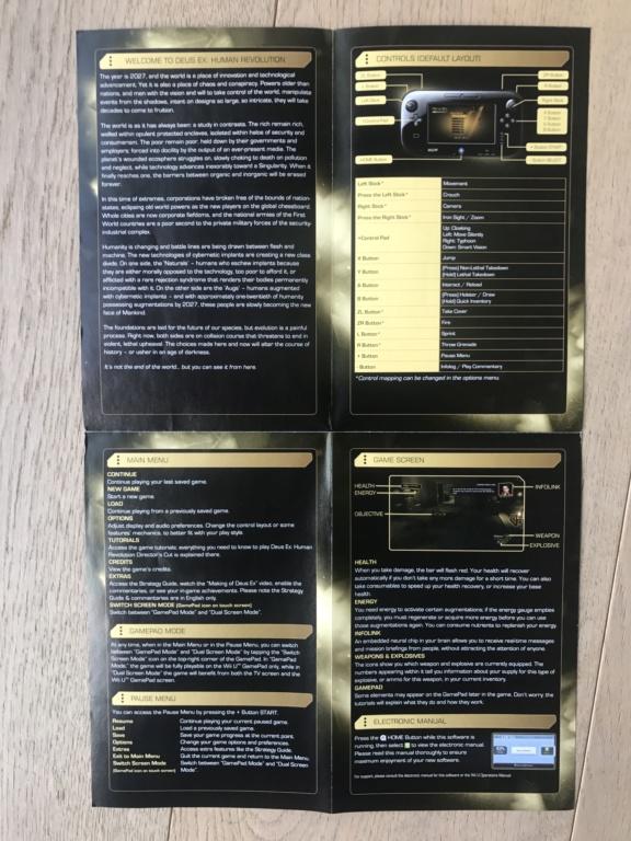 Deus Ex Human Revolution  Director's Cut Wiiu  Img_6310