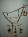 """Arbre """"aire de jeux"""" et autres jouets faits maison. Img_7325"""