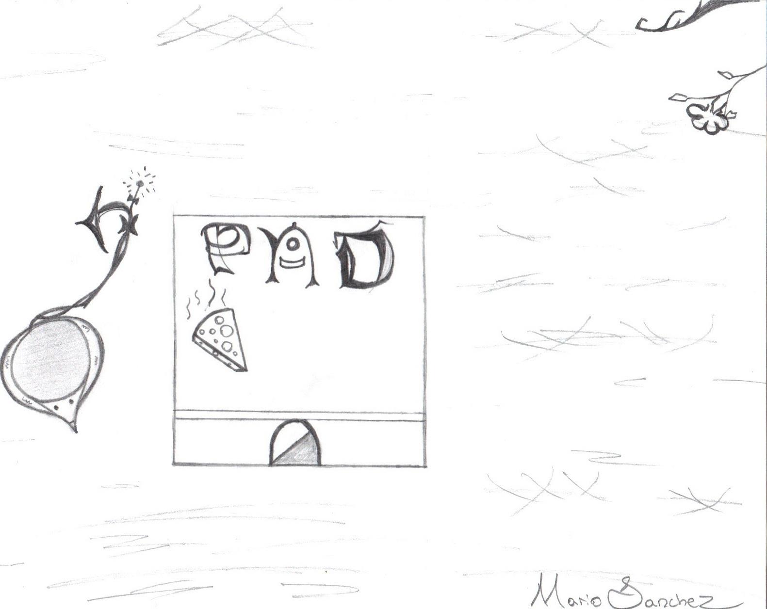 Le doodles corner! Mouse_10