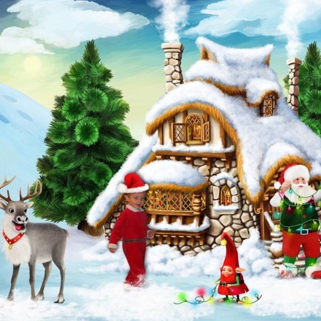 L'ATELIER DU PERE NOEL - jeudi 10 décembre / thursday december 10th L_atel10