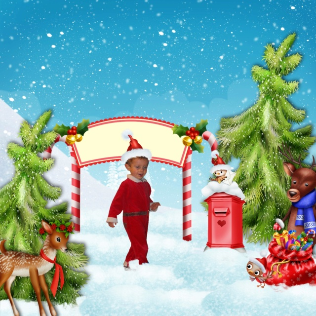 LITTLE CHRISTMAS BROWNIE - lundi 14 décembre / monday december 14th Little15