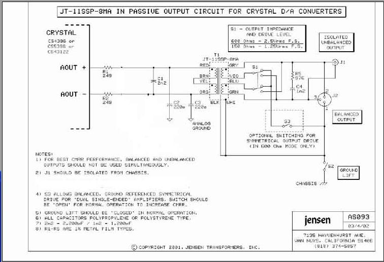 V-DAC con uscita trasformatori Immagi11