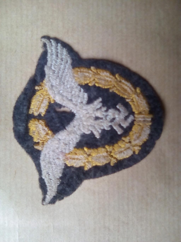 Divers insignes et pattes d'épaules allemandes Img_2047