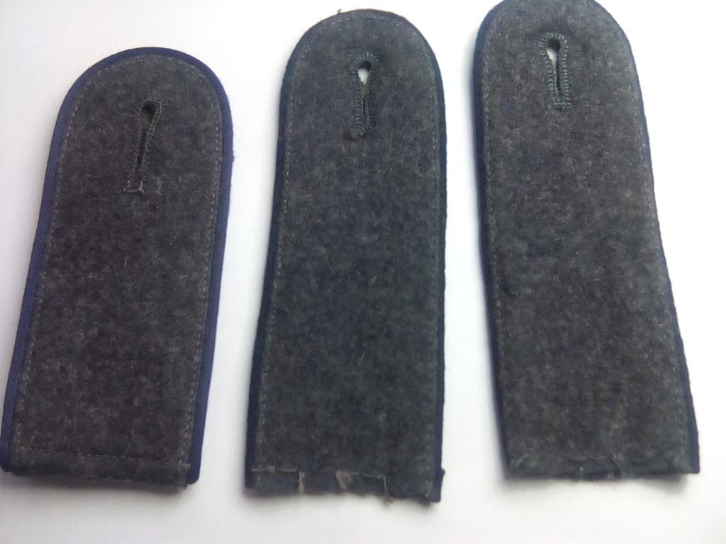 Divers insignes et pattes d'épaules allemandes Img_2061