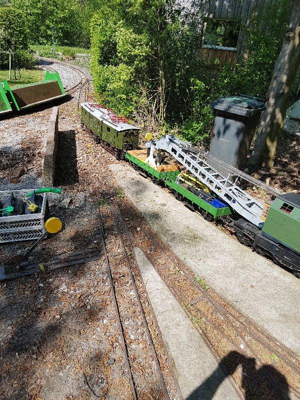 Gartenbahn in 5 Zoll - Seite 2 20190418