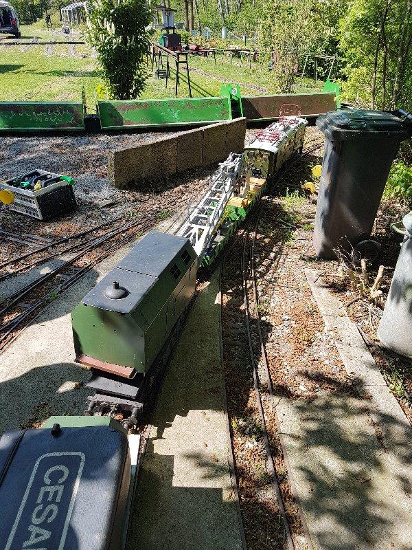 Gartenbahn in 5 Zoll - Seite 2 20190419