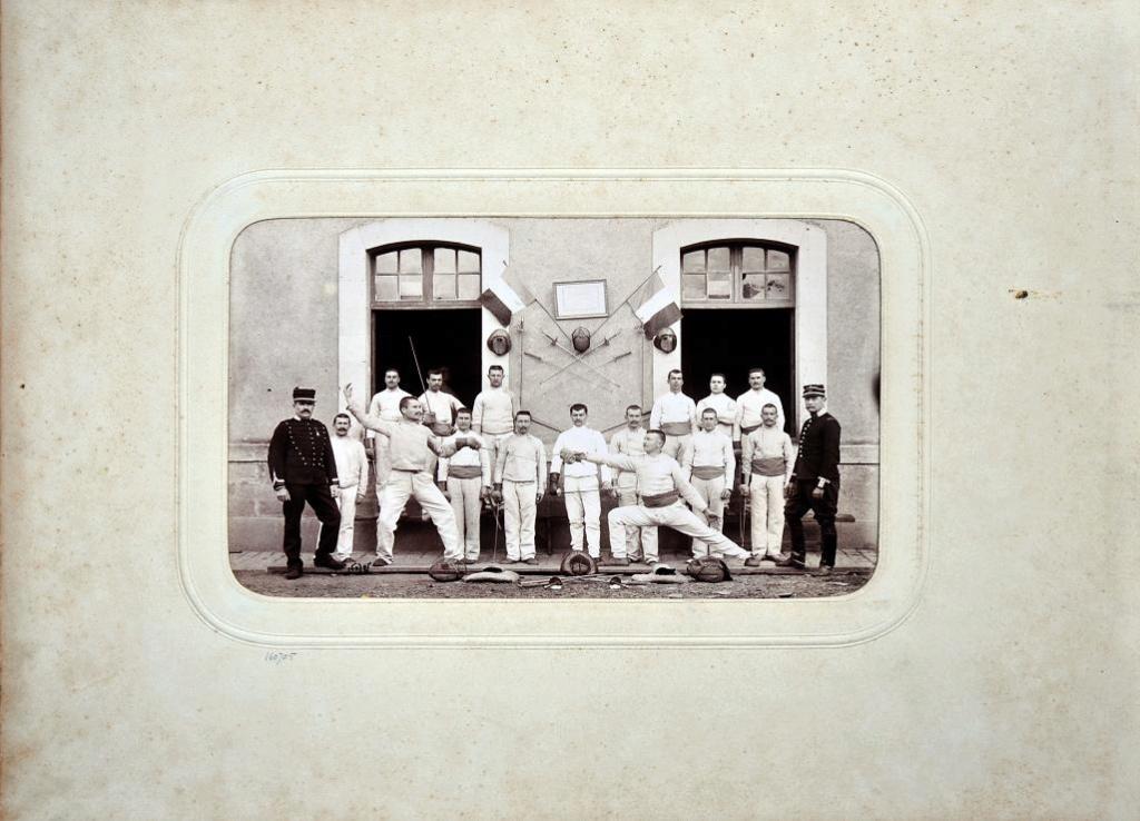 Album du 25e Dragon de 1897 en photo originale 1910