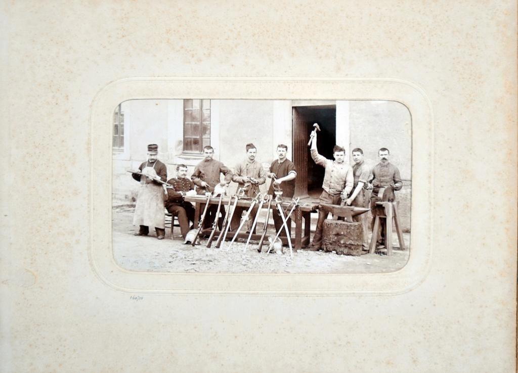 Album du 25e Dragon de 1897 en photo originale 2210