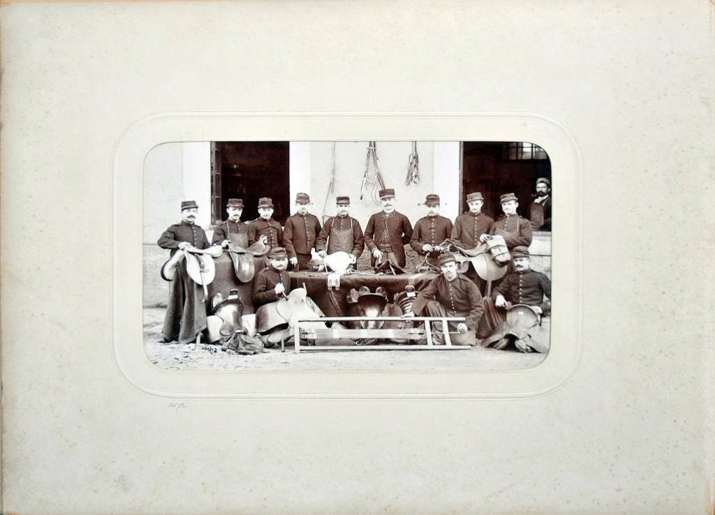 Album du 25e Dragon de 1897 en photo originale 2310