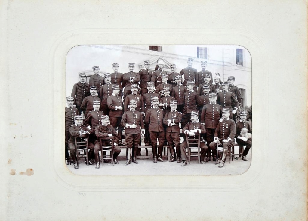 Album du 25e Dragon de 1897 en photo originale 410