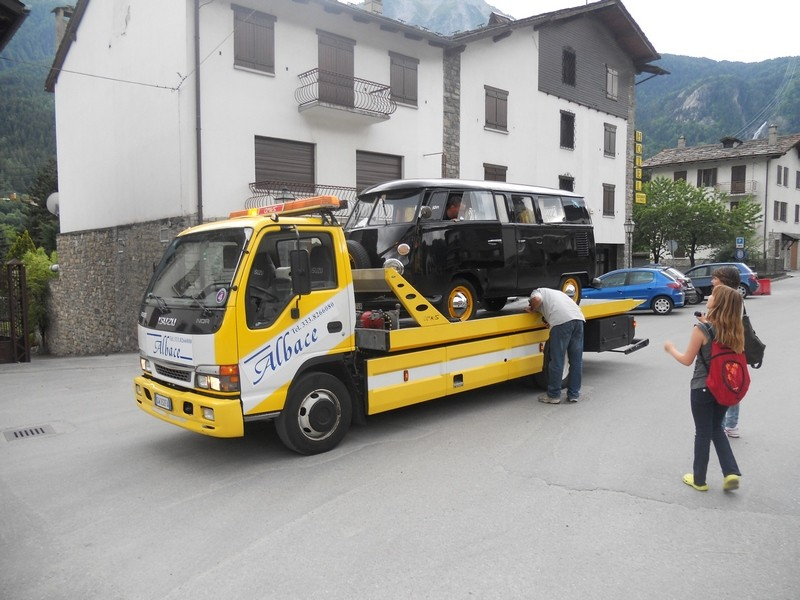 Meeting VW de Antey saint andré (I) Volks'n roll Dscn0424