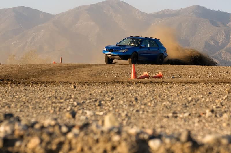 Off Road Subarus! Rallyx11