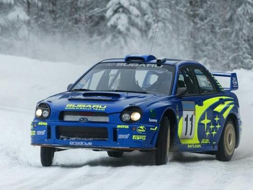 Off Road Subarus! Snowra10