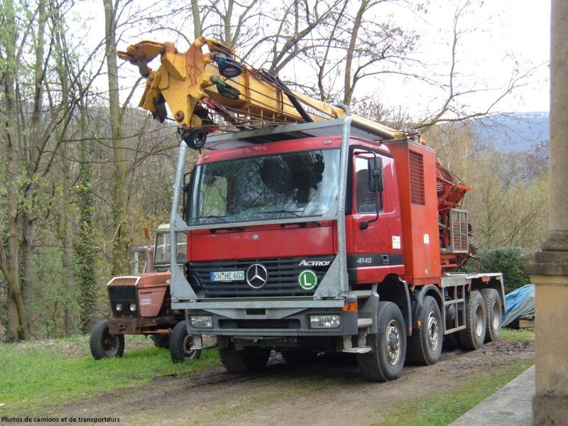 Mercedes Actros MP 1,2 et 3 03110