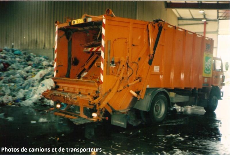 Les bennes a ordures ménagères. 31-12-11