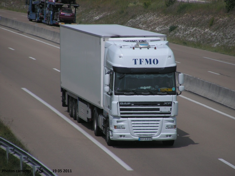 TFMO. (Transports Frigorifiques du Mont d'Or)(Lissieu, 69) A26_1977