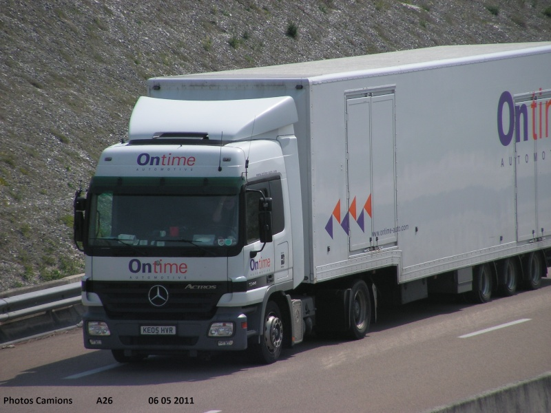 Ontime Automotive  (Chipping Warden) A26__r32