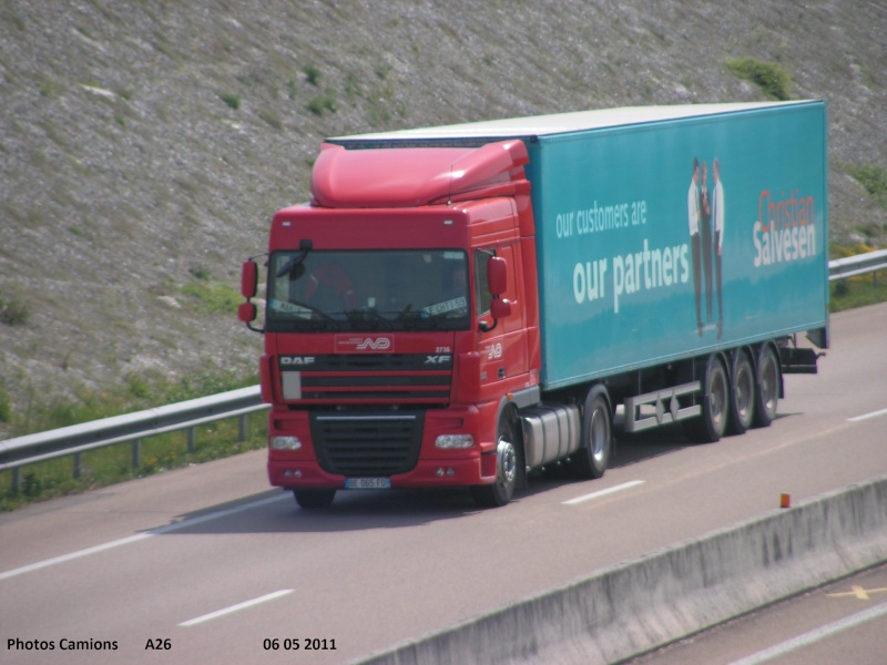 XPO Logistics (anc Dentressangle) (Saint Vallier, 26) - Page 2 A26__r40