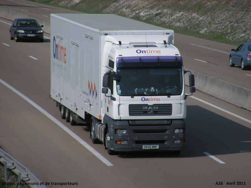 Ontime Automotive  (Chipping Warden) A26_l133