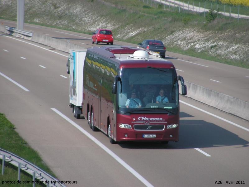 Cars et Bus d'Allemagne A26_l145