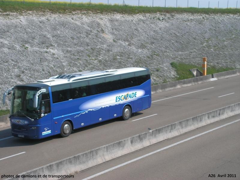 Cars et Bus de la région Nord - Pas de Calais A26_l146