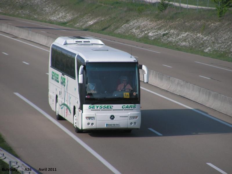 Cars et Bus de la région Rhone Alpes A26_l193