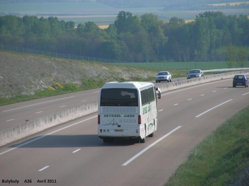 Cars et Bus de la région Rhone Alpes A26_l194