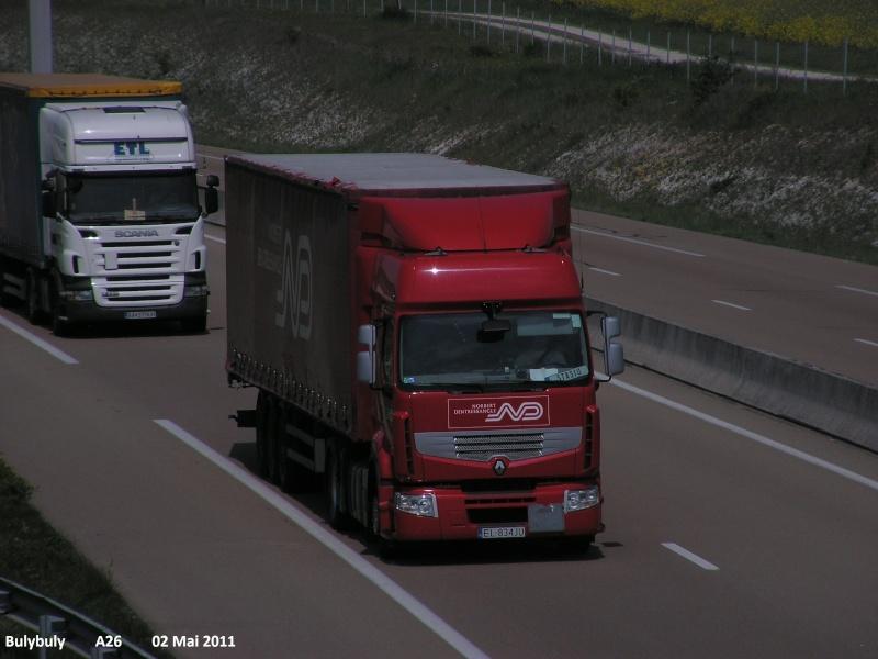 XPO Logistics (anc Dentressangle) (Saint Vallier, 26) A26_l238