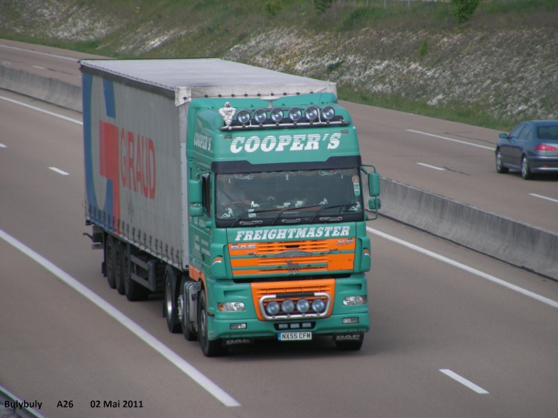 Cooper's Freightmaster. A26_l287