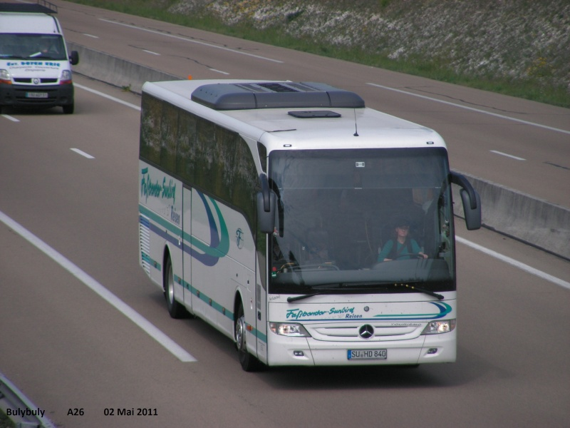 Cars et Bus d'Allemagne A26_l290