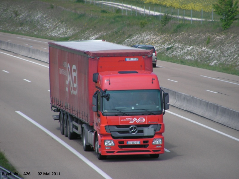 XPO Logistics (anc Dentressangle) (Saint Vallier, 26) A26_l300