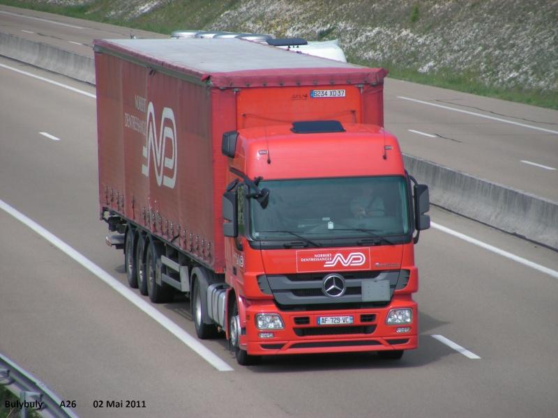 XPO Logistics (anc Dentressangle) (Saint Vallier, 26) A26_l301