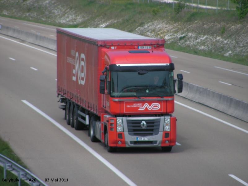 XPO Logistics (anc Dentressangle) (Saint Vallier, 26) A26_l306