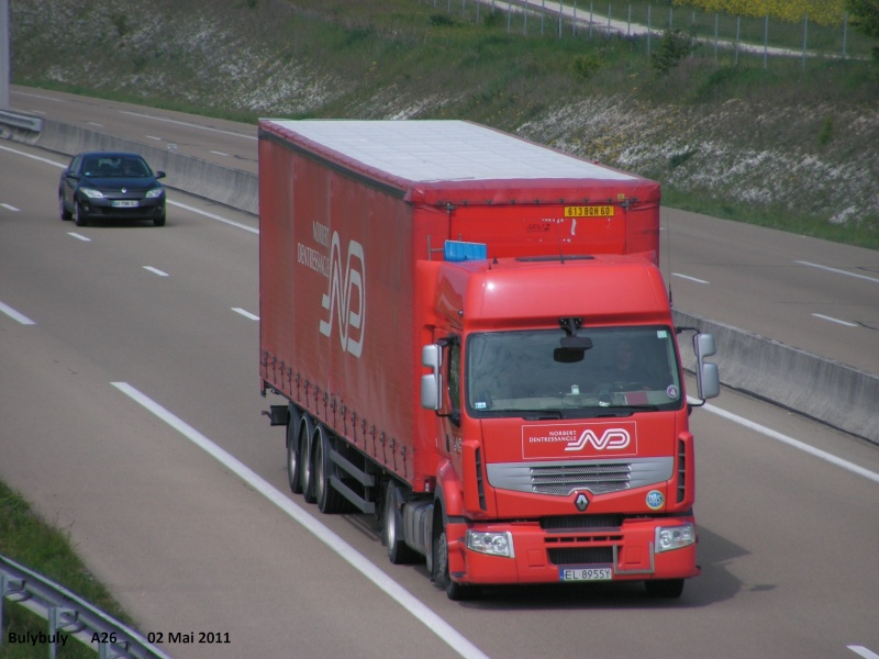 XPO Logistics (anc Dentressangle) (Saint Vallier, 26) A26_l307