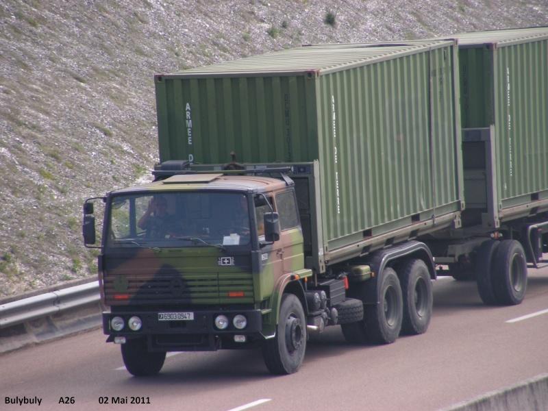 Camions de l'Armée A26_l312