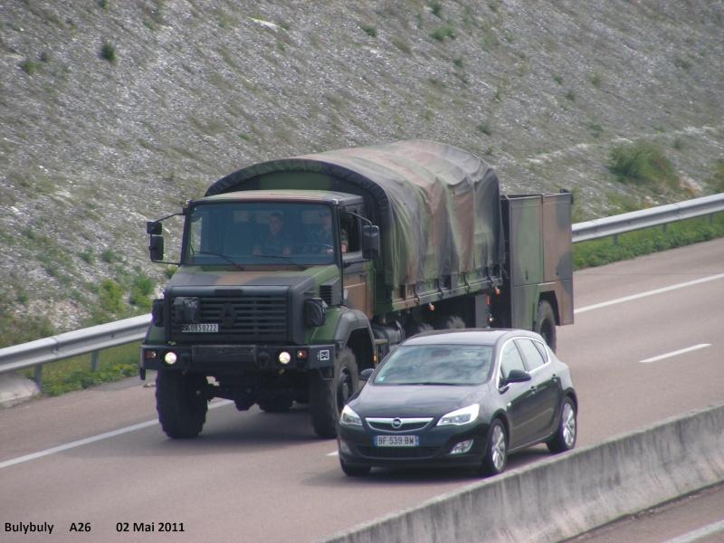 Camions de l'Armée A26_l315