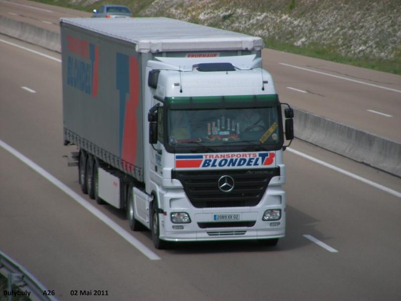 Transports Blondel (Saint Quentin 02) A26_l317